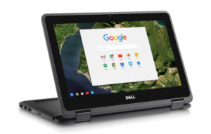 Dell 3189 Education Chromebook 2-in-1