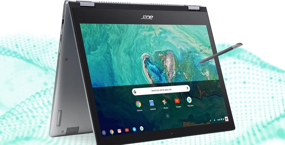 First Look at Chromebook Spin 13 and Chromebook 13
