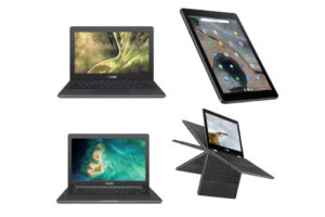 Asus Chromebook New Models: C204, C403, and Flip C214